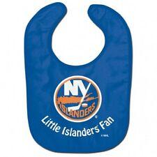 NHL New York Islanders Baby Infant ALL PRO BIB LITTLE FAN Blue