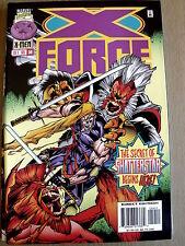 X-FORCE n°59 1996 ed. Marvel Comics   [SA11]