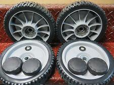 "2 x SETS 8"" Honda wheel set self propelled lawnmower hru214 hru215 and hru216"
