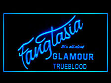 Fangtasia True Blood Bar Ads Led Light Sign B