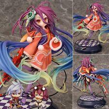 Anime No Game No Life Zero Schwi 1/7 Scale PVC Figure New No Box 22cm