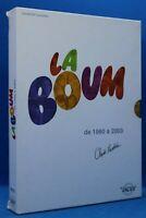 """Coffret 3 DVD """" La Boum 1 et 2 + bonus ( 3H00 ) Claude Brasseur Sophie Marceau"""