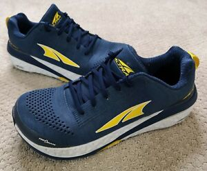 ALTRA Paradigm 4.5 Mens Running Shoes Blue/Yellow Size 10 M