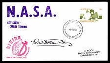 1975 Viking Ii Launch - Nasa City South Carrier Terminal - Signed (Esp#3788)