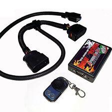 Centralina Aggiuntiva AUDI A4 2.0 TDI 143 CV+Telecomando Modulo Aggiuntivo