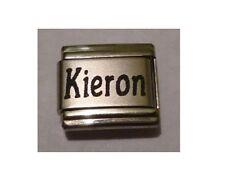 9mm Classic Size Italian Charms Charm  - Names -  Name Kieron