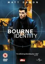 Bourne Identity   DVD New & Sealed
