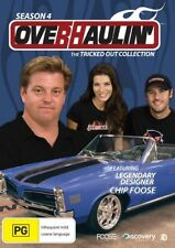 Overhaulin' - Tricked Out Collection : Season 4 (DVD, 2009, 3-Disc Set) Region 4