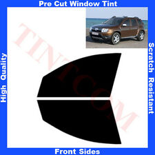 Pre Cut Window Tint Dacia Duster 5 Doors 2010-... Front Sides Any Shade