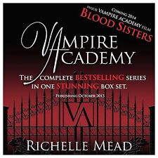 USED (VG) Vampire Academy the Complete Series Box Set by Richelle Mead