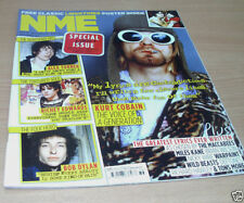 September NME Music, Dance & Theatre Magazines