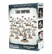 Start Collecting Tau Empire Warhammer 40K Games Workshop NIB Chaosorc