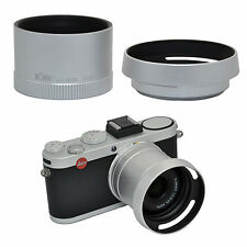Kit pour Appareil Photo Leica X1 X2 / Adaptateur Filtre Objectif + Pare-soleil S