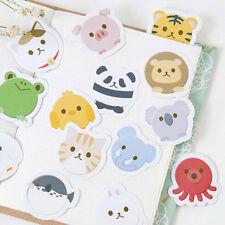 45Pcs/box Cute Fat Animals Paper Stickers Decor Diy Ablum Diary Label Sticker0rp