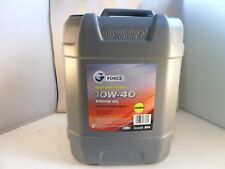 G-Force 10w40 Semi Synthetic Motor Engine Oil 20Ltr *Petrol + Diesel Engines*