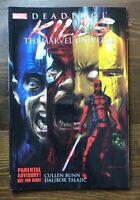 Marvel  Deadpool KILLS the Marvel Universe Parent Advisory Bunn Talajic TPB