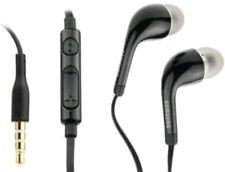 2X Good Quality Handsfree Earphone For Samsung Galaxy, iPhone, Sony,HTC- BLACK