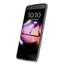 ALCATEL ONETOUCH IDOL 4 6055K - 16GB - Dunkelgrau (Ohne Simlock) Smartphone + virtuelle Brille