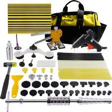 PDR Tools Paintless Dent Puller Lifter+Slide Hammer Glue Hail Removal Repair Kit