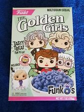 Funko Pop! Funkos The Golden Girls Cereal Target Pocket Pop Exclusive New Sealed