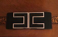 Elisabetta Franchi Cintura Elastica Modello Elisabetta Franchi
