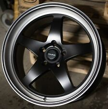 "ALLOY WHEELS X 4 18"" BP DARE F7 FOR LEXUS ES GS IS LS RC RX MAZDA 5 6 MODELS"