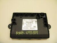 07-13 MERCEDES W221 S550 S600 REAR RIGHT OR LEFT DOOR CONTROL UNIT MODULE 09181R