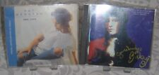 "PAT BENATAR ""JOBLOT "" CD SINGLES X 2 INC DOUBLE PACK"