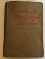 The Paradise Mystery by J. S. Fletcher 1920 Alfred A. Knopf Inc Usa Borzoi Books