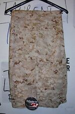 GENUINE RARE USMC CRYE PRECISION MARPAT DESERT FROG COMBAT TROUSERS NEW !!! SR