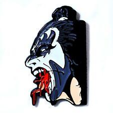 Gene Simmons Tongue Design Kiss Army Demon Collectible Pendant Lapel Hat Pin