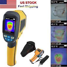 Handheld Thermal Imaging Camera Infrared Thermometer Imager Gun -20℃ to 300℃ TX