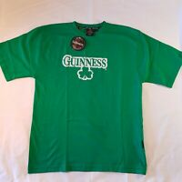 NEW GUINNESS SZ M Short Sleeve Shirt Long Weekend Brought To You By Guinness