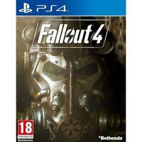 Fallout 4 - (Sony PlayStation 4, 2015)