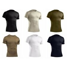 Under Armour 1216007 Men's Tee UA HeatGear Compression Short Sleeve T-Shirt