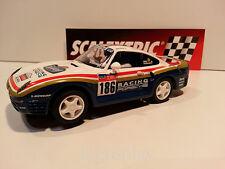 "Slot SCX Scalextric Altaya Porsche 959 ""Rallies Míticos"" París Dakar 1986 Nº186"