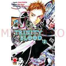 Manga - Trinity Blood 2 - Panini Comics
