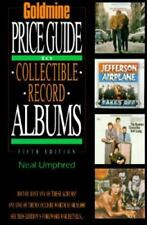 Goldmine's Record Guides: Goldmine Price Guide to Collectible Record Albums 1996
