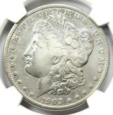 1903-S Morgan Silver Dollar $1 - Certified NGC VF Details - Rare Date Coin!