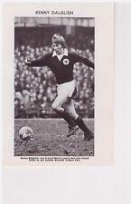 Player Pic from 1973-74 FOOTBALL Annual - Dalglish SCOTLAND CELTIC + Delme WALES