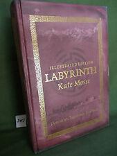 KATE MOSSE LABYRINTH ILLUSTRATED EDITION HARDBACK