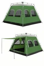 Camping Tent 6-8 Person Car Tent Hydraulic Automatic Large Travelling Waterproof