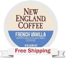 Keurig New England French Vanilla Coffee K-cups 48 Count