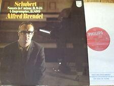 6500 415 Schubert Piano Sonata D.958 / 4 Impromptus D.899 / Brendel