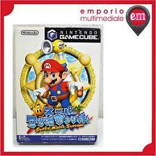 VIDEOGIOCO NINTENDO GAMECUBE SUPER MARIO SUNSHINE JAP VIDEOGAME GAME PIATTAFORMA