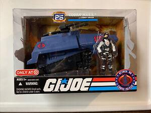 GI Joe 25th Cobra HISS Tank & Driver Sealed Target Exclusive Attack Cobra Island