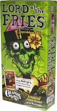 Lord Of The Fries Superdeluxe Edition Card Game CAG 222 Cheapass Games