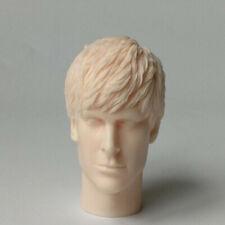 Blank Hot 1/6 Scale American Pop Singer Justin Bieber Head Sculpt Unpainted
