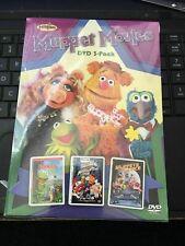Muppet Movies DVD 3-Pack - Kermit's Swamp Years / The Muppets Take Manhattan ..