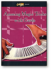 Brand New Magic DVD - Amazing Tricks With Cards - DVD